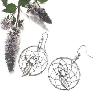 DREAM CATCHER EARRINGS DC3